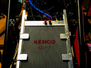 Compact Speedcar Radiators