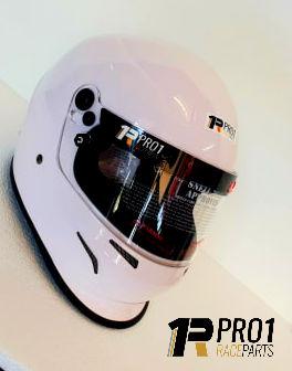 Helmet White Snell 2020 Air Vented