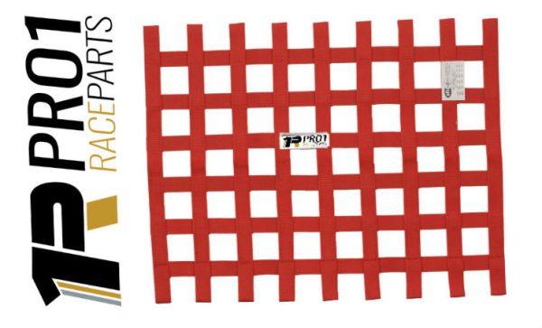 Pro1 Red SFi Window Net
