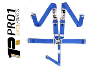 pro1 Blue Race Harness