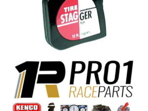 Allstar Tyre Stagger Tape Tire