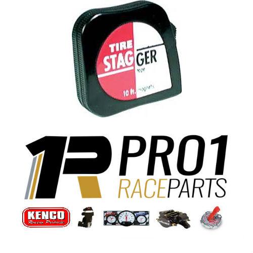 Allstar Tyre Stagger Tape Tire