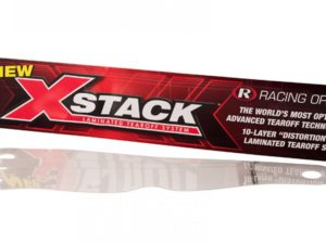 Xstack Racing Optics Tear Offs