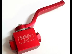 Kenco Brake Valve Shut Off Tap