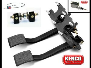 Kenco Wilwood Pedal Set Full Kit