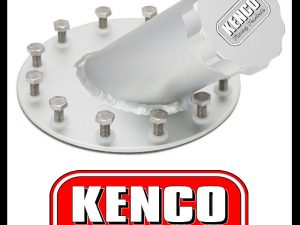 Kenco Aluminium Fuel Tank Filler Neck