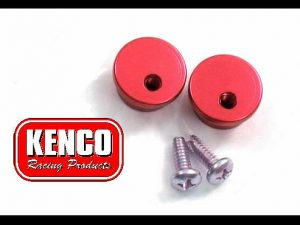 Kenco Aluminium Tear Off Posts Speedway Go Kart Off Road Racing