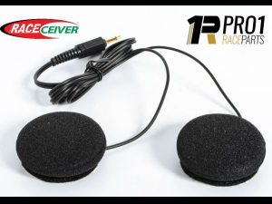 Raceceiver Helmet Speakers