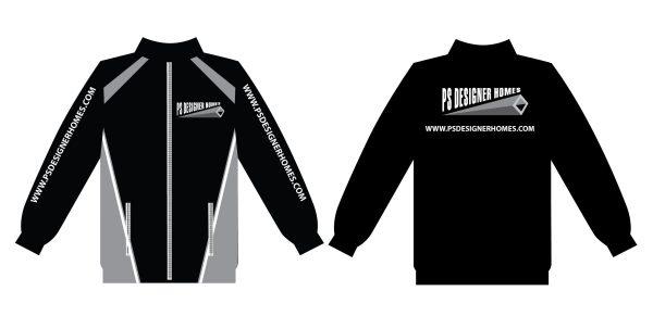 Custom Spray Jacket jumper
