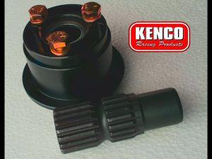 Spline Allstar Quick Release Hub Kenco