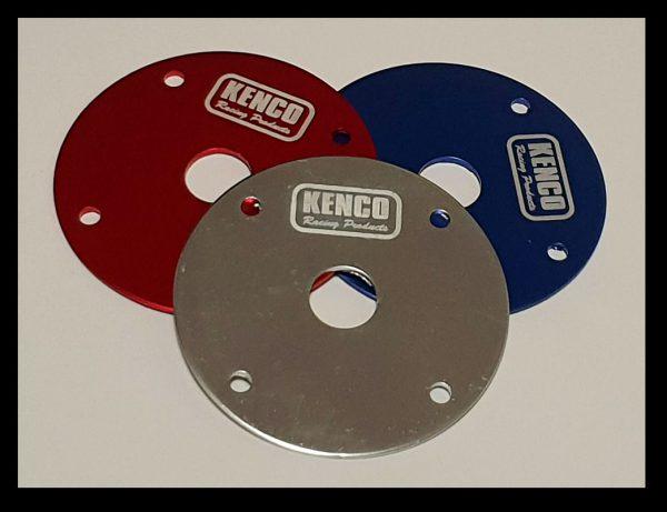 Bonnet Pin Plates Washers Speedway