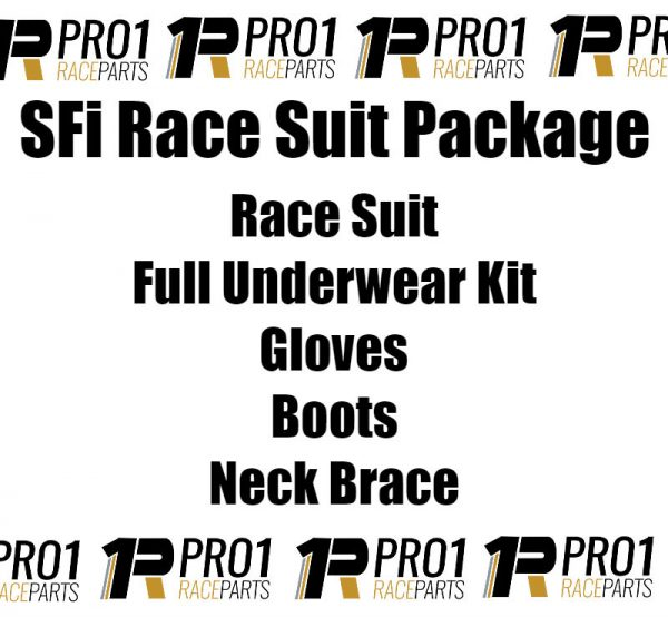 Pro1 SFi Race Suit Package