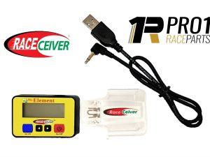 RCVEL16R Rechargable Element Raceceiver One Way