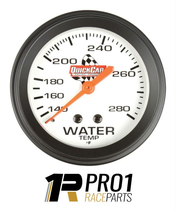 Water Temp Gauge 2 5/8 Quickcar Autometer Speedway