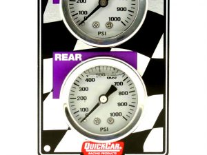 Quickcar Brake Bias Dual Gauges