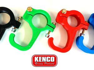 Kenco Helmet Steering Wheel Hook Speedway