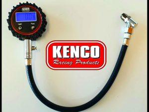 Kenco Digital Tyre Gauge