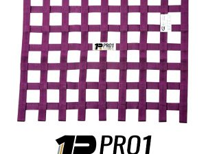 Purple Sfi Rated Window Net